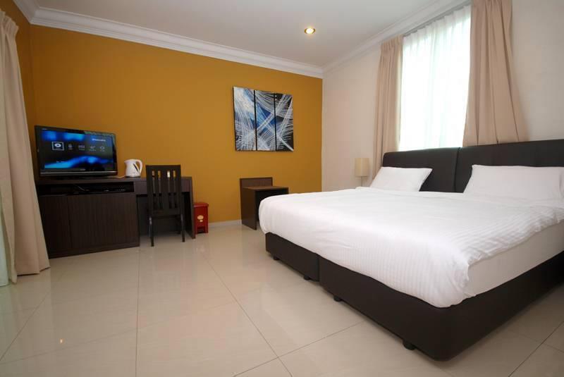 Redang Reef Resort Twin Room Resort · Twin Room