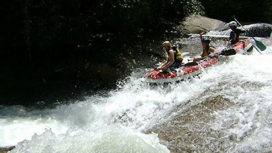 Sedim River Whitewater Rafting And More Kedah Whoa