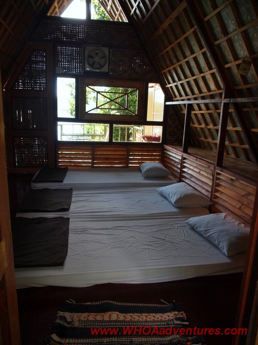 Belum Eco Resort A Chalet interior comfortable for 3 adults