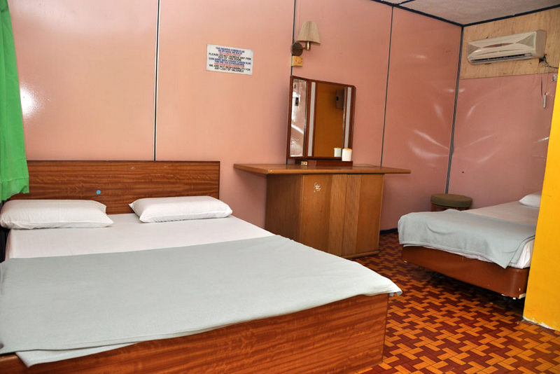 Triple Room, Salang Indah Resort