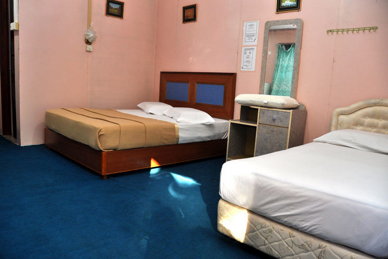 Triple Room, Salang Pusaka Resort
