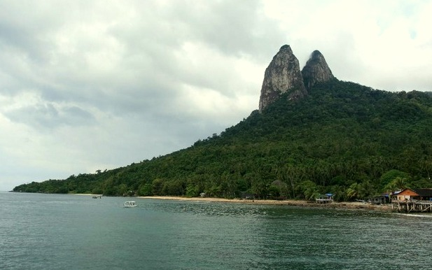 Twin Peaks, Donkey Ears, Dragon Horns, Tioman Island