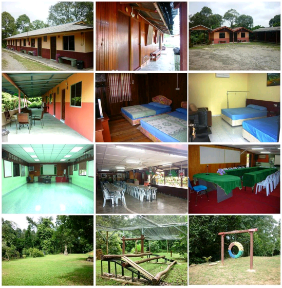 Jeram Besu Resoirt rooms and facilities