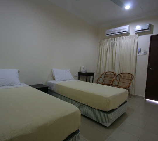 Example of Twin Sharing Room